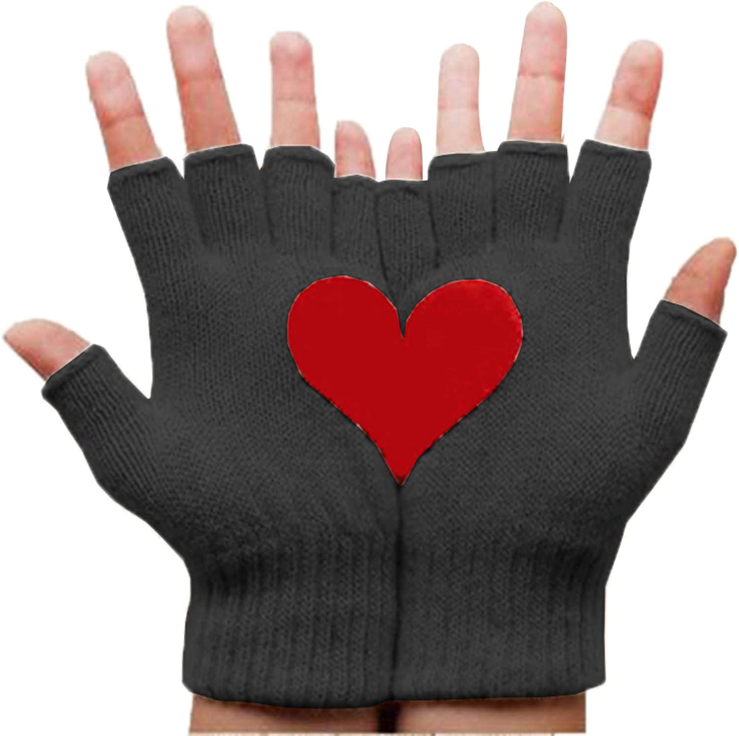 Winter Gloves for Women,Cute Warm Cat Printed Gloves for Cold Weather