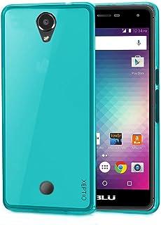Blu R1 HD 4G 2016 Dual SIM TPU case blue - TPU cover smartphone Blu R1