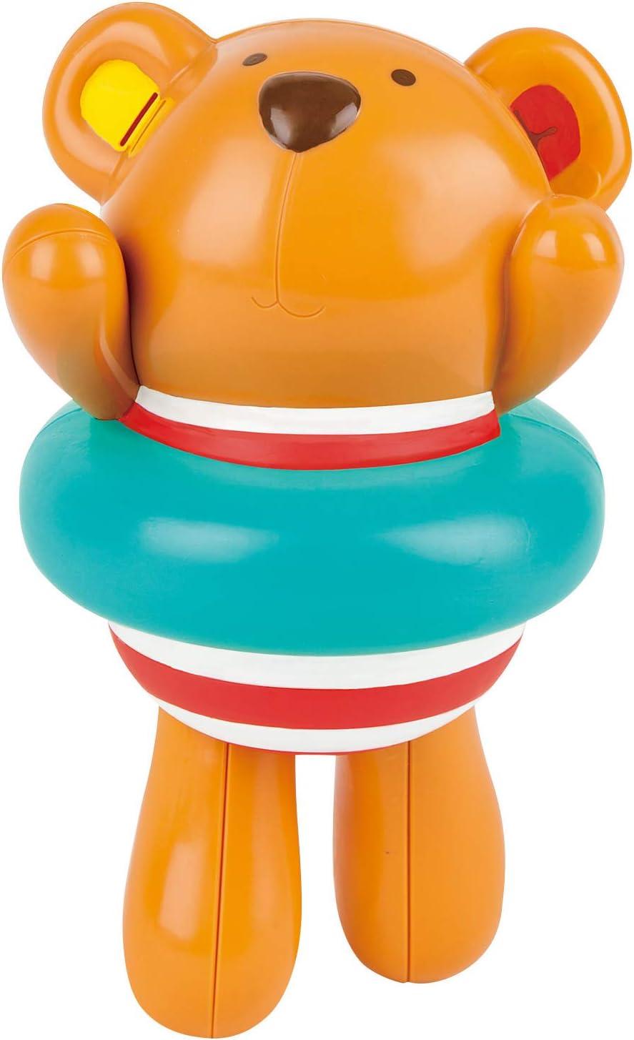 Hape Kids Little El Paso Mall Topics on TV Splashers Swimmer Teddy Bath Wind-Up Toy