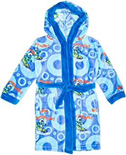 The Smurfs Kids Bathrobe - Blue(7-8Y), Piece of 1