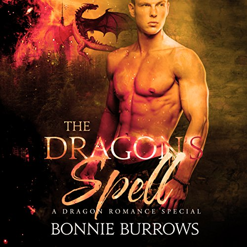 The Dragon's Spell audiobook cover art