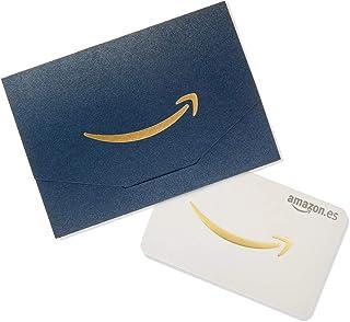 Tarjeta Regalo Amazon.es - Mini sobre azul y oro