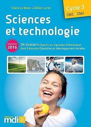 Sciences et technologie CM