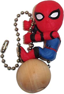 Spider Man Ceiling Fan Pull by Wooden Androyd Studio (Spider Man)