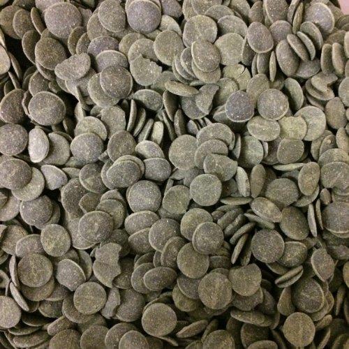 Finest Fish Food - Escamas de alga espirulina para peces gato, 200...