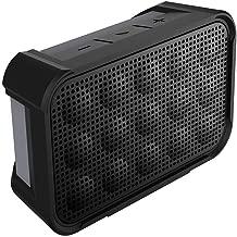 iCreation IPX 7 Waterproof Wireless Portable Bluetooth 4.1 Speaker (Grey)