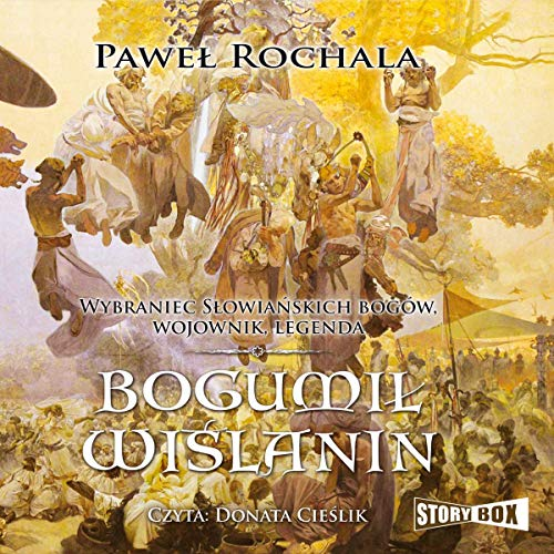 Bogumił Wiślanin audiobook cover art