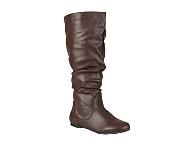 Journee Collection Jayne Boot Extra Wide Calf Women
