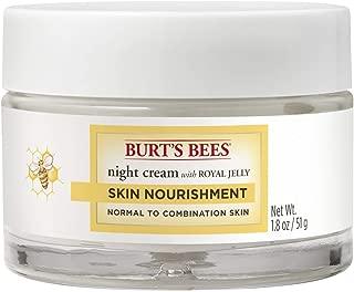 Burt's Bees Skin Nourishment Night Cream, 51 g