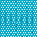 Caribbean Polka Dot Jumbo Gift Wrap