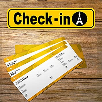 Check in Paris