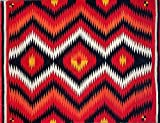Navajo Blankets from the Private Collections of Contemporary Artists