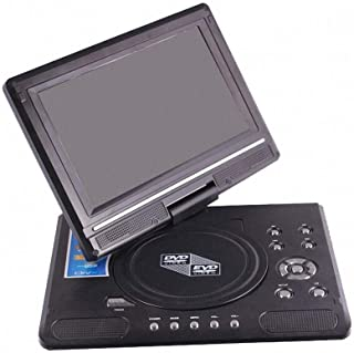 9.8 inch Portable Mobile DVD with HD Mini TV Player