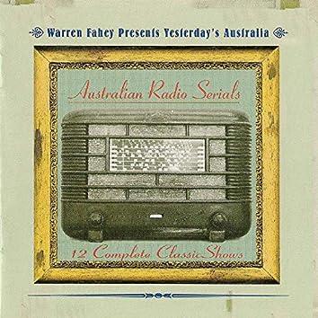 Australian Radio Serials - 12 Complete Classic Shows