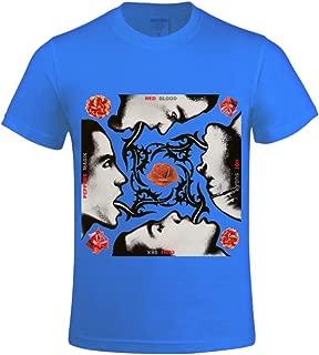 Red Hot Chili Peppers Blood Sugar Magik Men T Shirts Crew Neck Custom Printed