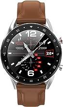 Smart Watch Reloj Inteligente, Bluetooth 4.0, Admite Facebook/WhatsApp y Múltiples Modos Deportivos, Pulsera de Actividad Impermeable Compatibles con iOS y Android para Hombres y Mujeres (Multilingüe)