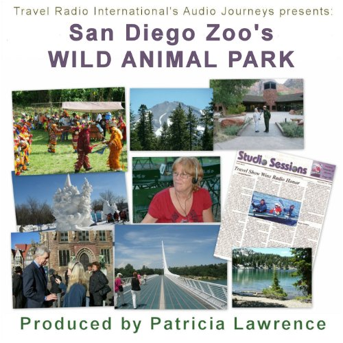 Audio Journeys: San Diego Zoo's Wild Animal Park audiobook cover art