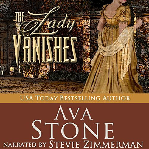 The Lady Vanishes audiobook cover art