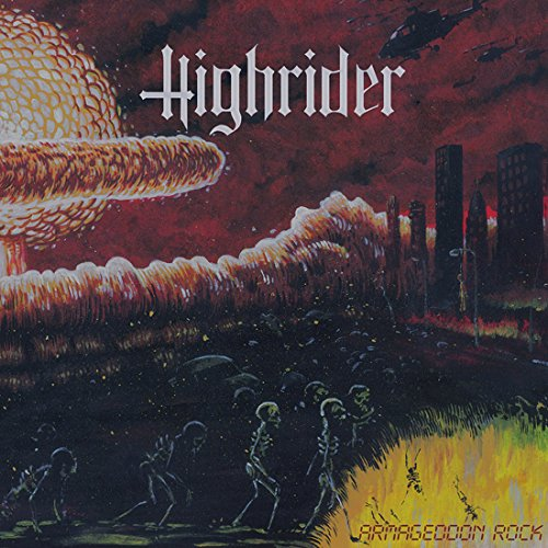 Highrider: Armageddon Rock [Vinyl Single] (Vinyl)
