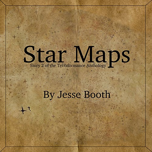 Star Maps audiobook cover art