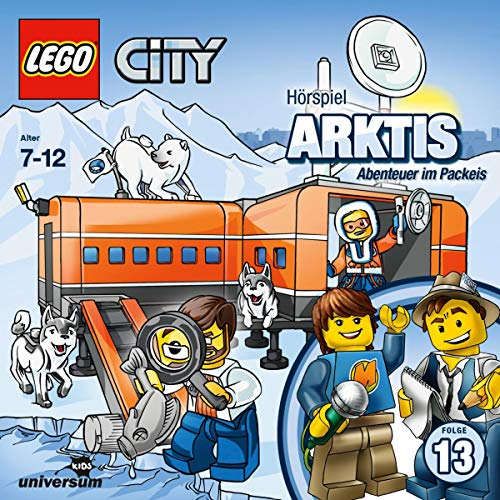Arktis - Abenteuer im Packeis Titelbild
