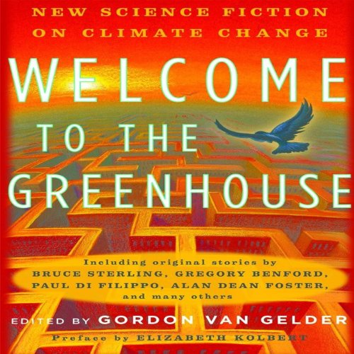 Welcome to the Greenhouse audiobook cover art