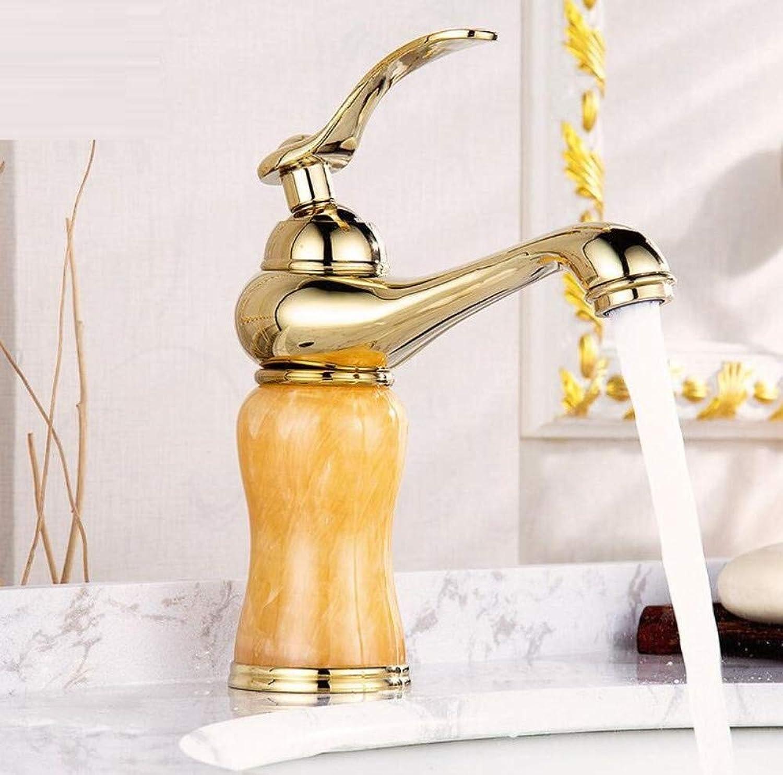 Kupfer Becken Wasserhahn Waschbecken Waschbecken Waschbecken Ventil Kern Bad Kabinett Antik Retro heien und kalten Wasserhahn