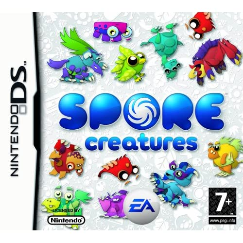 ELECTRONIC ARTS SPORE CREATURES