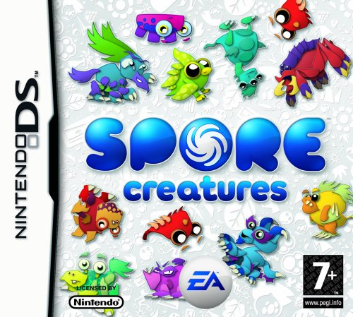 Spore Creatures /NDS