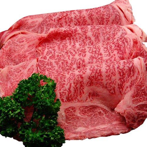 米沢牛肩ロース特選 すき焼き用 1kg
