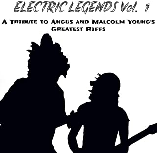 Electric Legends Vol. 1 - A Tribute To Angus & Malcolm Young's Greatest Riffs [Explicit]