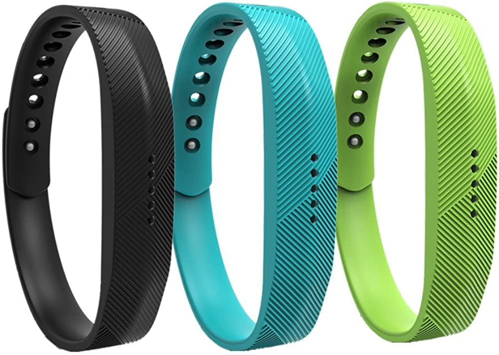 For Fitbit Flex 2 Replacement Wristband Strap Bracelet Band Tracker keepfit