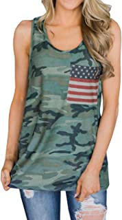 Best camo american flag tank top Reviews