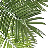 vidaXL Künstliche Phoenix Palme Topf 130cm Kunstpalme Kunstpflanze Kunstbaum - 3