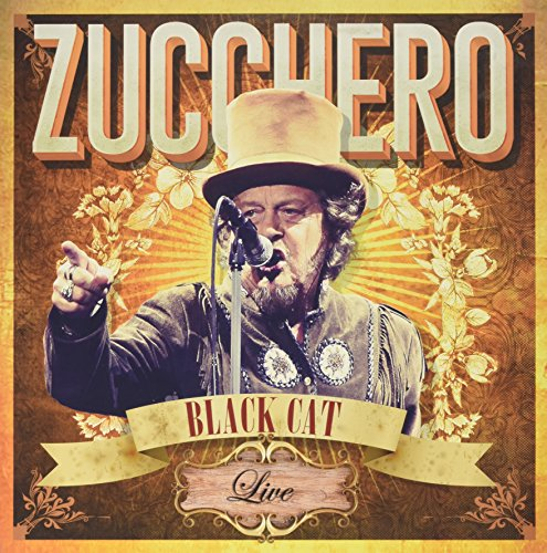 Black Cat Live from Arena Di Verona [Vinyl LP]