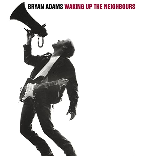 Waking Up The Neighbours / Bryan Adams