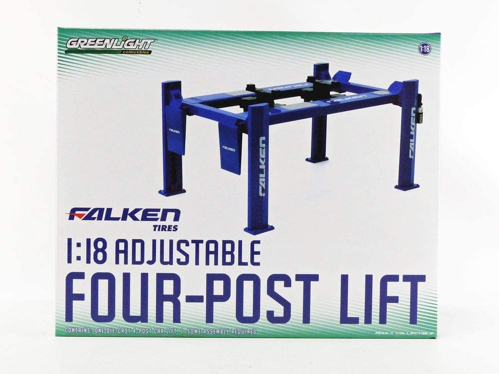 Adjustable Four Post Lift Ranking TOP20 Falken Tires 1 Dieca Scale Blue Award-winning store for 18