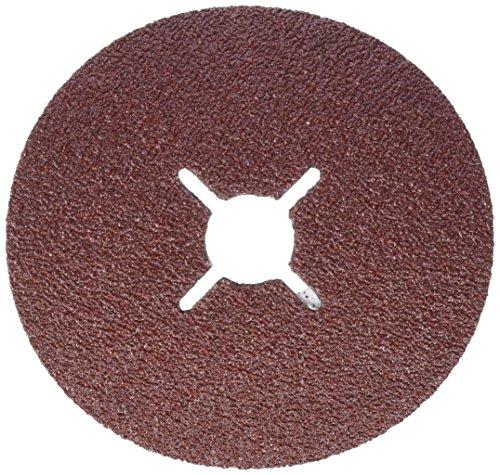 Hitachi – 753183-slijpschijven voor haakse slijper 125 mm korrel 36 voor metalen hoekstekkers (1 stuk)