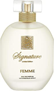 Signature Limited Edition for Women - Eau De Parfum, 100 ml