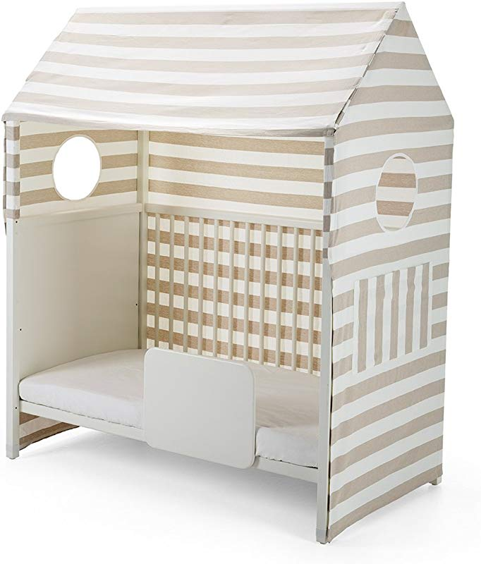 Stokke Home Bed Tent Beige Stripe