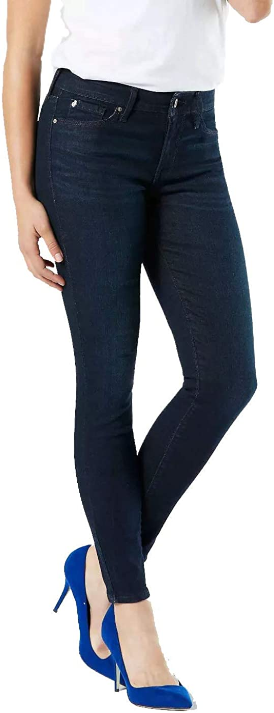 DENIZEN from Levi's Spring new work Arlington Mall Women's - Mid-Rise Jeans Skinny