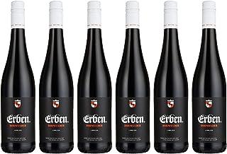 Erben Dornfelder Lieblich – Fruchtig-milder Rotwein aus Deutschland – 6 x 0,75 l