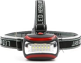 XINGTAO Hoofd Torch Draagbare Mini 6 LED Koplamp 3 modi Beam light 3* AAA Koplamp Lantaarn Hoofd Lamp Torch voor Buitenver...