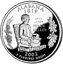 helen keller coin alabama