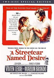 A Streetcar Named Desire - Uncut! -2-Disc Special Edition - Marlon Brando [DVD] [1951]