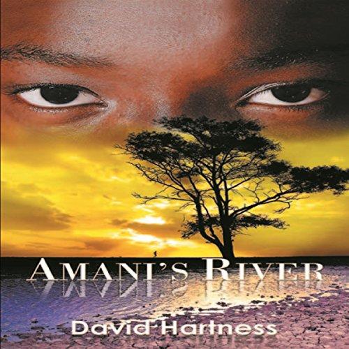 Amani's River audiobook cover art