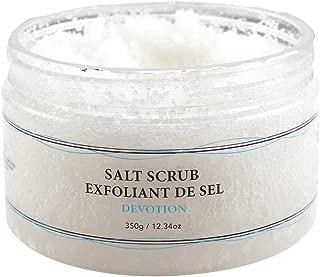 Vivo Per Lei Body Salt Scrub, Exfoliant with Dead Sea Minerals to Make Every Day a Beach Day, 350 g/ 12.34 oz