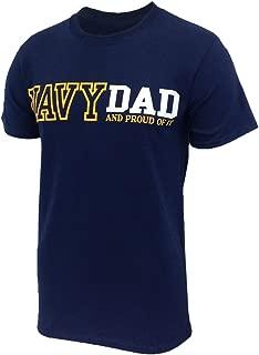proud navy dad tattoo