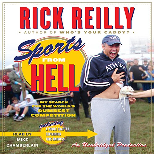 Sports from Hell audiobook cover art