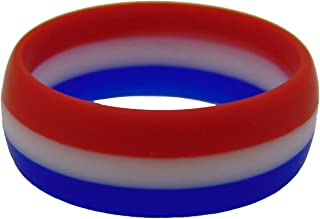 Best red white blue ring Reviews
